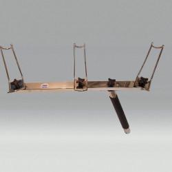 Multiple rod holder