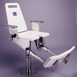 Stainless steel fighting chair